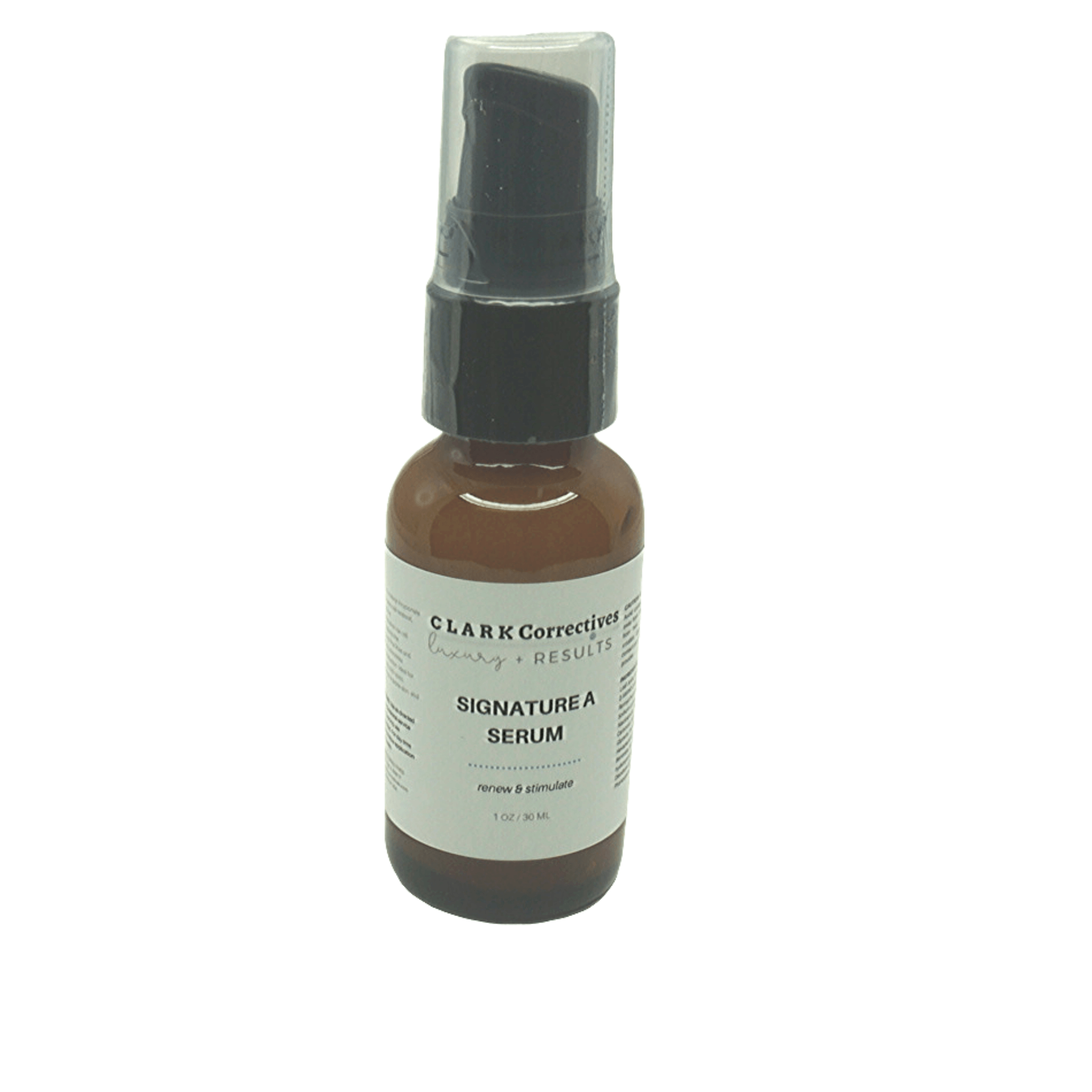 Signature Serum A - white